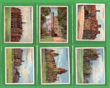 Eton, Harrow,  Rugby , Public Schools , cigarette cards set